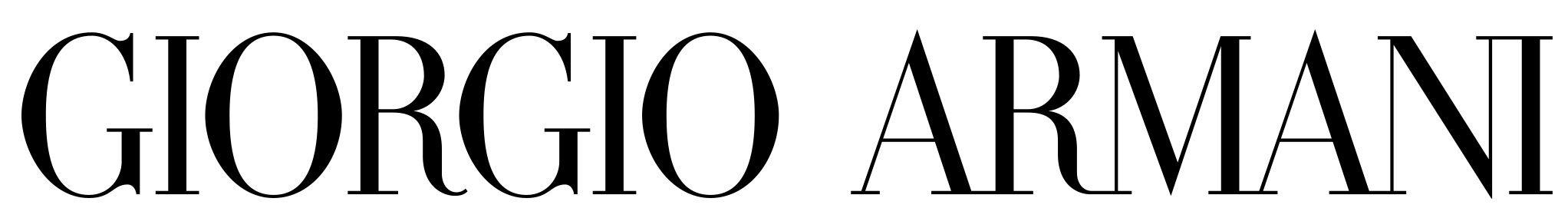 Giorgio Armani-logo